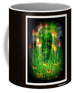 Poker Coffee Mug by Priscilla Richardson