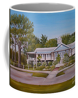 Pontchartrain Yacht Club Coffee Mug