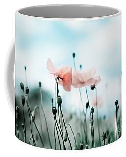 Poppy Flowers 02 Coffee Mug