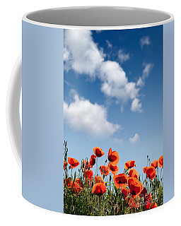 Poppy Flowers 04 Coffee Mug
