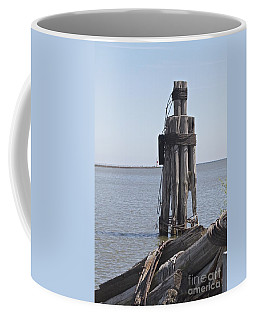 Coffee Mug featuring the photograph Port Of Rochester by William Norton