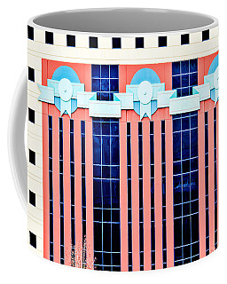 The Portland Building Coffee Mug
