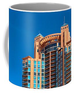 Portofino Tower At Miami Beach Coffee Mug