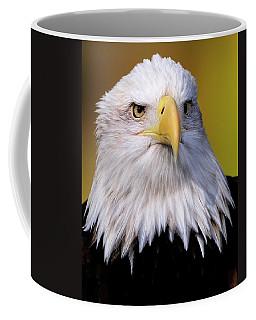 Portrait Of A Bald Eagle Coffee Mug