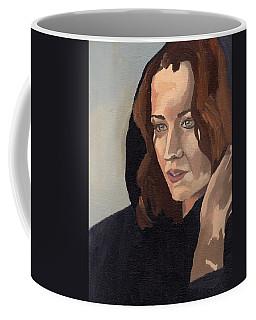Portrait Of Becca 2 Coffee Mug