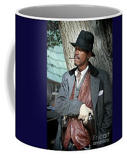 Portrait Of Kurupt Coffee Mug