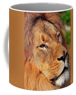 Portrait Of The King Coffee Mug