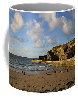 Portreath Beach Coffee Mug