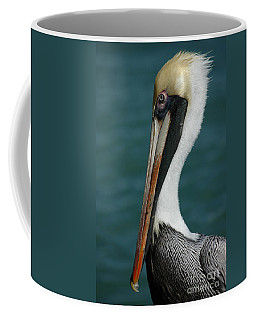 Coffee Mug featuring the photograph Posing For The Tourists by Vivian Christopher
