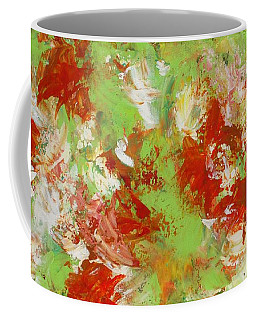 Potted Flowers Coffee Mug