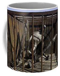 Coffee Mug featuring the photograph Pow-mia  by Betty Depee