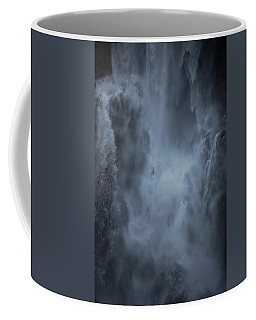 Power Of Water Coffee Mug by Jonah  Anderson