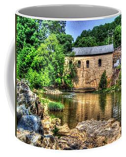 Powerhouse Coffee Mug by Dan Stone