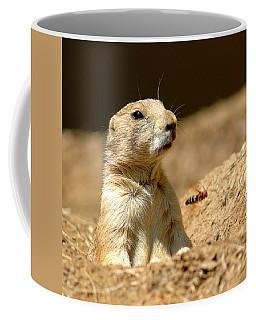 Prarie Dog Bee Alert Coffee Mug