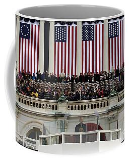 President George W. Bush Makes Coffee Mug
