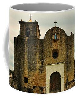 Coffee Mug featuring the photograph Presidio La Bahia by Vivian Christopher