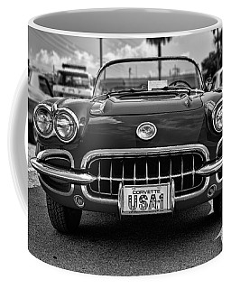 Pretty In Red - Bw Coffee Mug