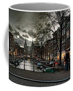 Prinsengracht And Spiegelgracht. Amsterdam Coffee Mug