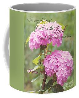 Psalm Verse Coffee Mug