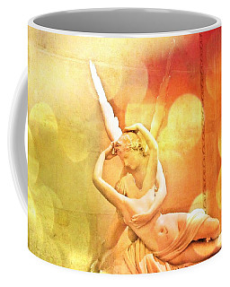 Psyche Revived By Cupid's Kiss Coffee Mug