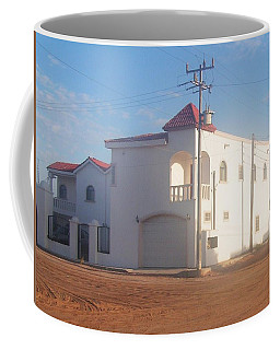 Coffee Mug featuring the photograph Puerto Penasco At Sunrise by Rand Swift