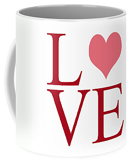 Pure Love Coffee Mug