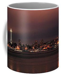 Purple Sky Morning Coffee Mug