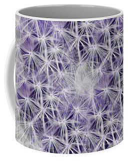 Purple Wishes Coffee Mug