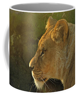 Pursuit Of Pride Coffee Mug by Laddie Halupa