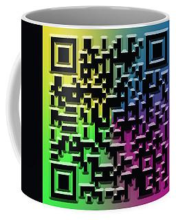 Qr Code Coffee Mugs