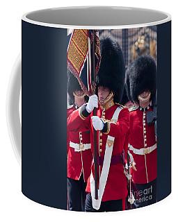 Queens Guards Coffee Mug