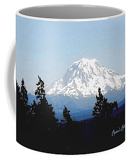 Rainier Reign Coffee Mug