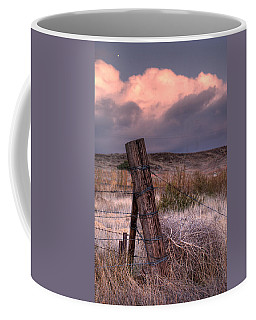 Ranch Fence Post Coffee Mug