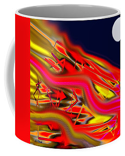 Re-entry Burn Coffee Mug