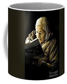 Reading Is Lifetime Passion Coffee Mug