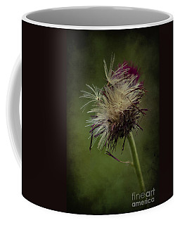 Coffee Mug featuring the photograph Ready To Fly Away... by Clare Bambers