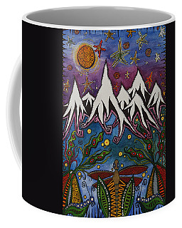 Realistic Imagination Coffee Mug