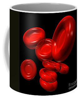 Red Blood Cells 2 Coffee Mug