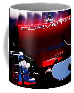 Red Hot Coffee Mug
