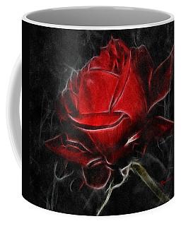 Red And Hot  Coffee Mug
