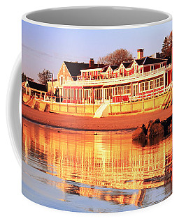 Red Inn Reflections In Provincetown Ma Coffee Mug