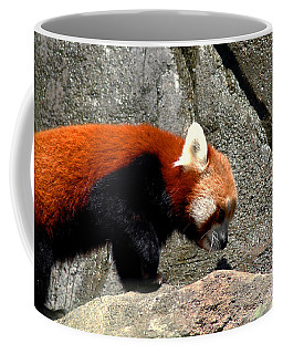 Red Panda Coffee Mug