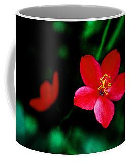 Red Petaled Dream Coffee Mug