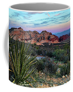 Red Rock Sunset II Coffee Mug
