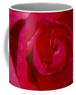 Red Rose Coffee Mug by Mark Gilman