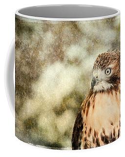 Red Tail Coffee Mug