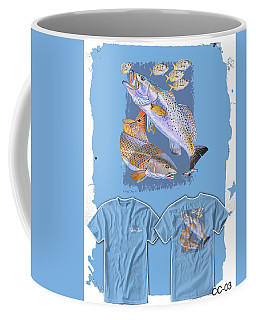 Red Trout Coffee Mug