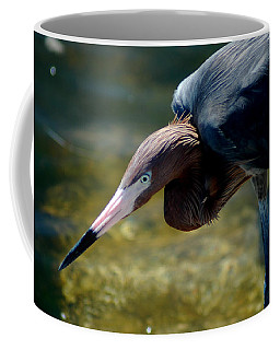 Reddish Egret 2 Coffee Mug