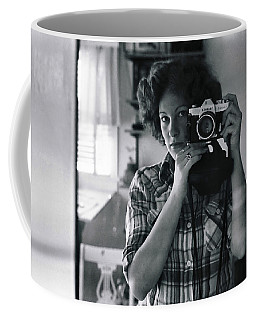 Reflecting Back Coffee Mug