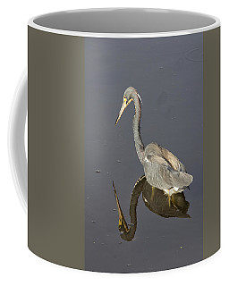 Reflection Coffee Mug by Anne Rodkin